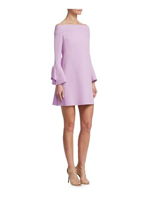 Chiara Boni La Petite Robe flare sleeve dress