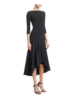 Chiara Boni La Petite Robe wilma high-low midi dress