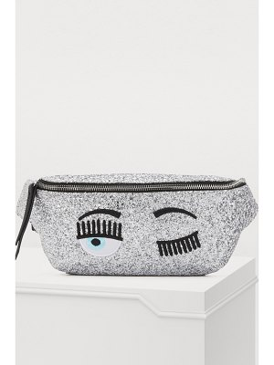 Chiara Ferragni Flirting sequin belt bag