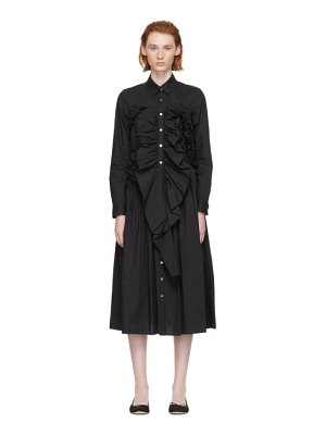 Chika Kisada Gathered Shirt Dress