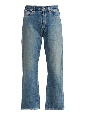 CHIMALA Monroe selvedge-denim jeans