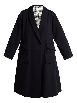 CHIMALA Single-breasted wool coat