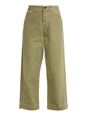 CHIMALA Usmc Utility Denim Trousers