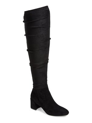 Chinese Laundry dabbie over the knee boot