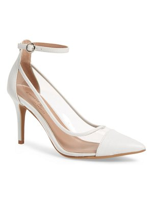 Chinese Laundry gabrianna cap toe pump