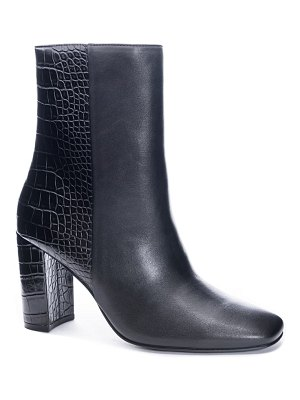 Chinese Laundry kind square toe bootie