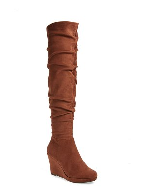 Chinese Laundry larisa over the knee boot