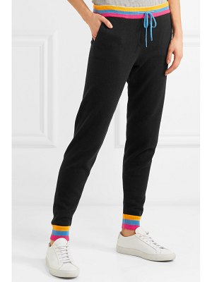 Chinti and Parker cashmere track pants
