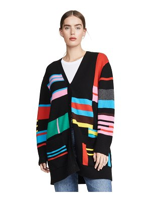 Chinti and Parker eccentric cardigan
