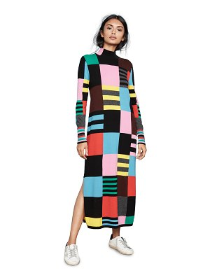 Chinti and Parker eccentric sweater dress