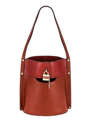 Chloe aby bucket bag
