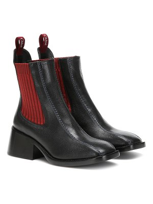 Chloe bea leather chelsea boots