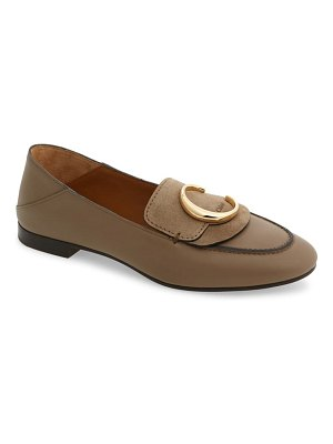 Chloe c convertible loafer