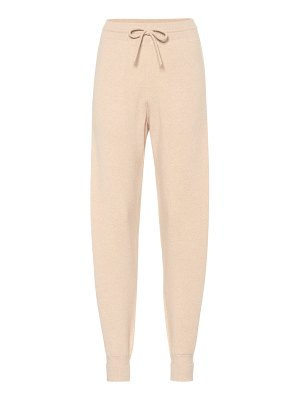 Chloe Cashmere trackpants