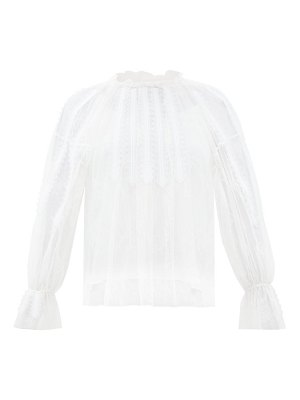Chloe chantilly lace top