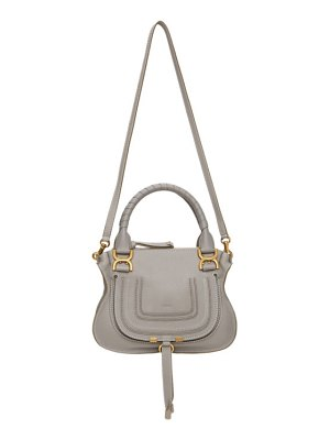 Chloe grey small marcie bag