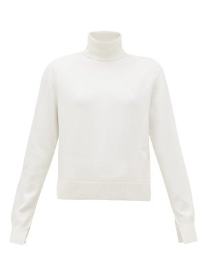 Chloe iconic roll-neck cashmere-blend sweater
