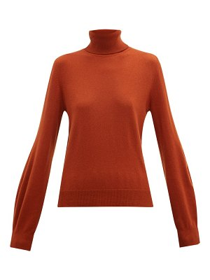 Chloe iconic roll neck cashmere sweater