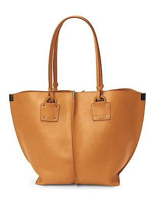 Chloe leather tote
