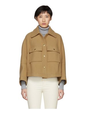 Chloe Loose Fitted Shirt Jacket