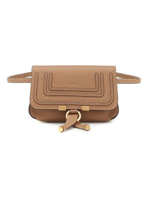Chloe marcie leather belt bag