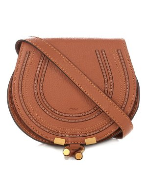 Chloe Marcie Mini Leather Cross Body Bag