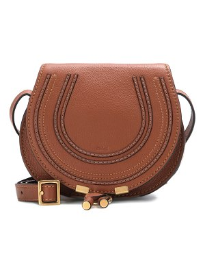 Chloe Marcie Small leather shoulder bag