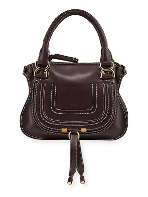 Chloe Marcie Small Smooth Calf Shoulder Bag