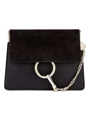 Chloe mini faye shoulder bag