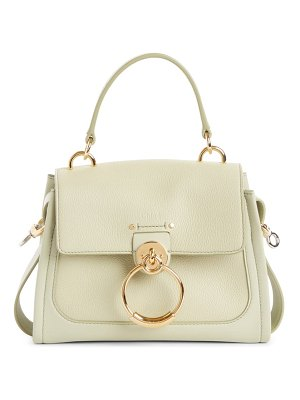 Chloe mini tess leather crossbody bag