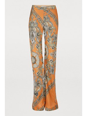 Chloe Printed pants
