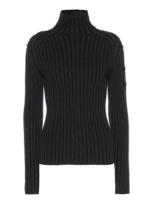 Chloe ribbed wool-blend sweater
