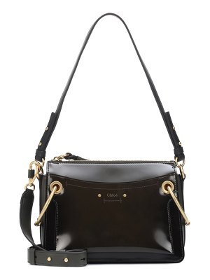 Chloe Roy Small patent leather shoulder bag
