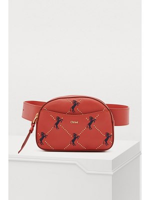 Chloe Signature belt bag