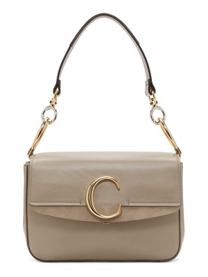Chloe Small C Double Carry Bag