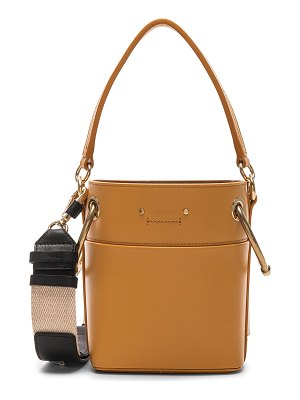 Chloe Small Roy Calfskin Bucket Bag