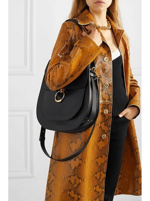 Chloe tess large leather shoulder bag