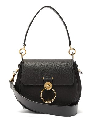 Chloe tess medium grained-leather cross-body bag