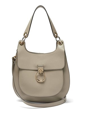 Chloe tess medium leather shoulder bag