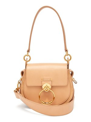 Chloe tess small leather cross body bag