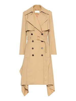 Chloe wool trench coat
