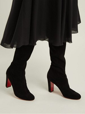 Christian Louboutin kiss me gina 85 over the knee boots