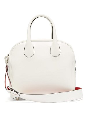 Christian Louboutin marie jane leather bag