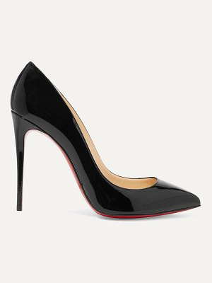 Christian Louboutin pigalle follies 100 patent-leather pumps