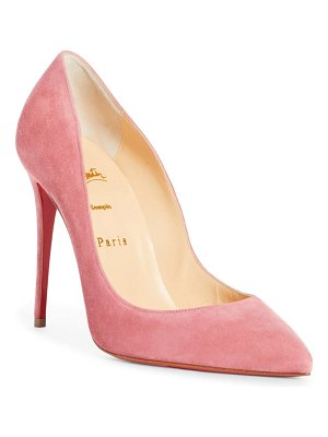 Christian Louboutin pigalle follies pointy toe pump
