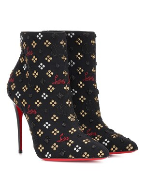 Christian Louboutin so kate booty 100 ankle boots