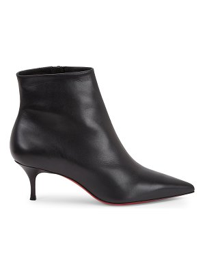 Christian Louboutin so kate booty leather ankle boots