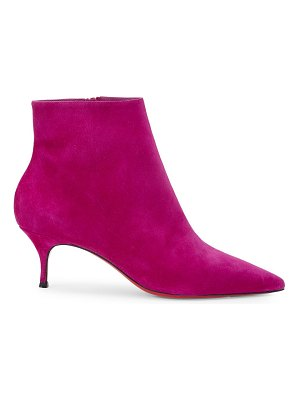 Christian Louboutin so kate booty suede ankle boots