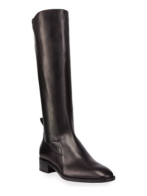 Christian Louboutin Tagastretch Over-The-Knee Red Sole Boots