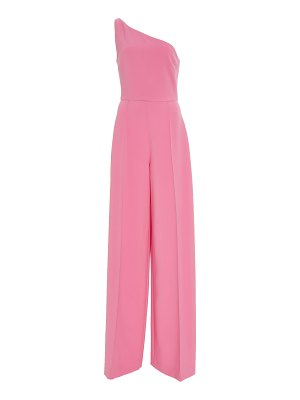 Christian Siriano one shoulder jumpsuit